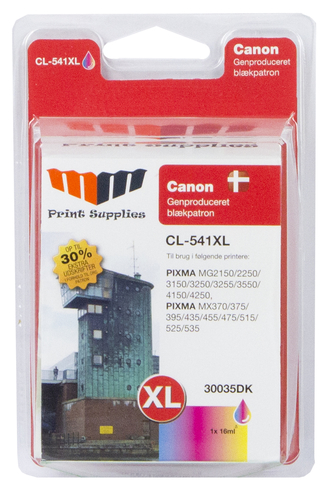 Color Inkjet Cartridge (CL-541XL)