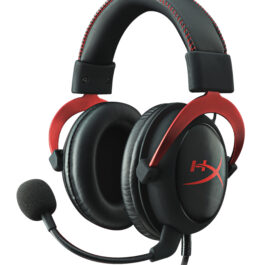 HyperX Cloud II Kabling Rød Sort Headset