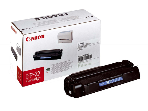 Canon EP 27 Sort 2500 sider