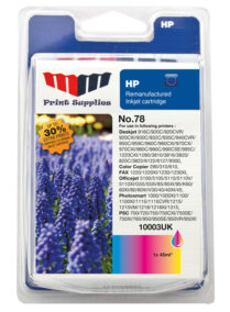 Color Inkjet Cartridge No.78 (C6578AE)