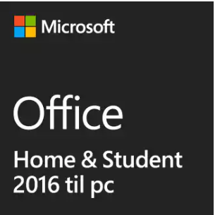 Microsoft Office 365 home and Student 2016 til PC