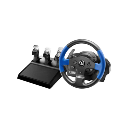 ThrustMaster T150 Pro - Wheel and pedals set - wired - for PC, Sony PlayStation 3, Sony PlayStation 4