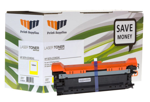 Yellow Laser Toner (CE402A / 507A)