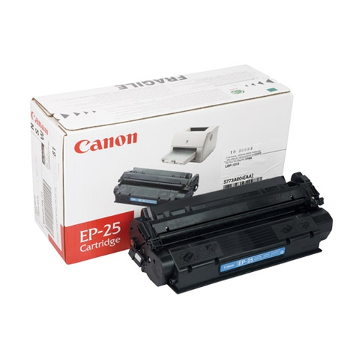 Canon EP 25 Sort 2500 sider