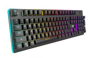 Havit Gaming Semi Mechanical RGB Keyboard Nord.