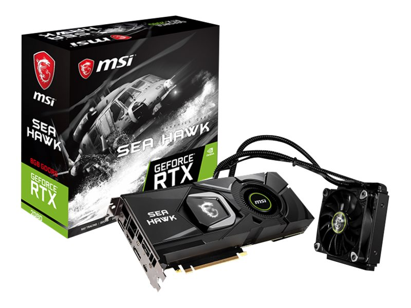 MSI RTX 2080 SEA HAWK X